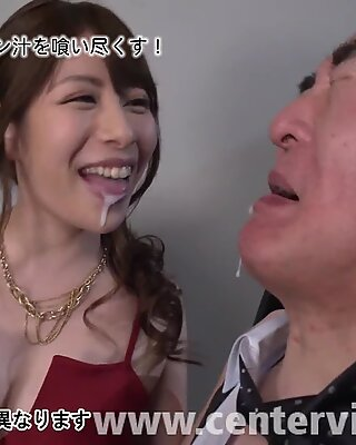 Cool asian wife