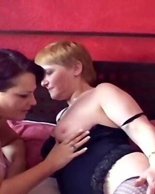Homemade, older women play together