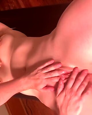 April Showers Squirting Massage Orgasm