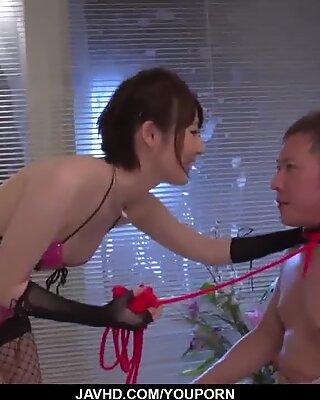Soapy hardcore Japan xxx with sexy Airi Miyazaki - More at javhd.net