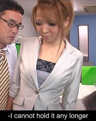 Super sexy secretary