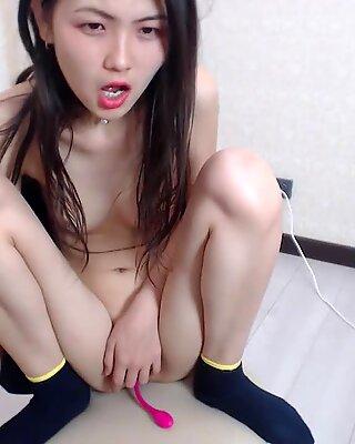 sexy petite dunk mastrubate p01