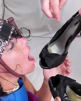 Rough sex vibrator and most extreme orgasm Fuck my ass, plumb my head EXTREME!