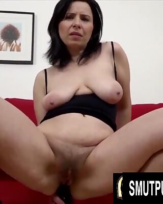 Smut Puppet - Matures Riding Toys Anally Compilation Part 4