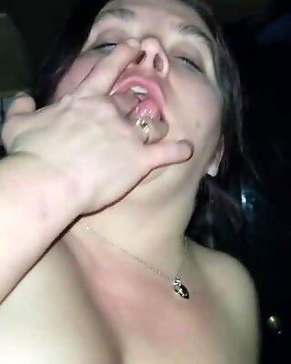 Sexy BBW Up Close Fucking (Full)