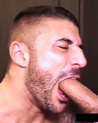 Pakistani with huge cock fucks european